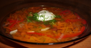 Вкусный суп из тыквы