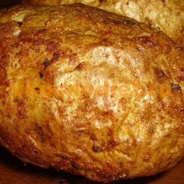 Картошка в мундире в духовке