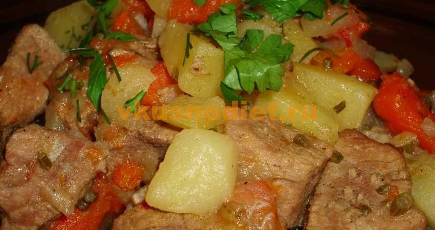 Блюда из легкого рецепты с фото