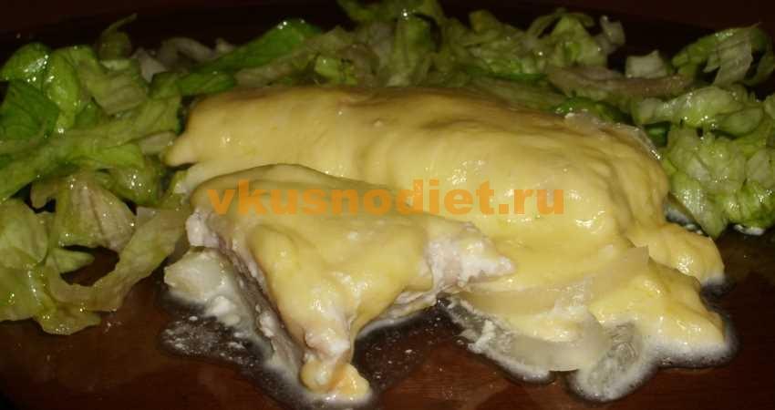 блюда из курицы с сыром в духовке рецепт