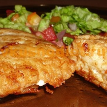 Кляр для рыбы — вкусные простые рецепты