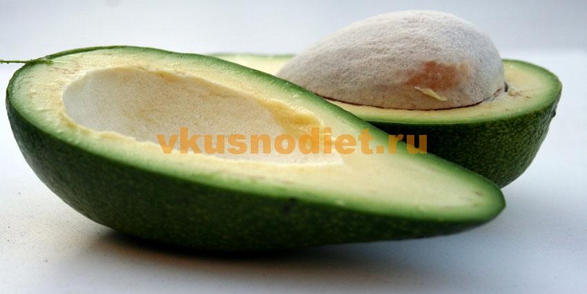 Авокадо рецепты приготовления