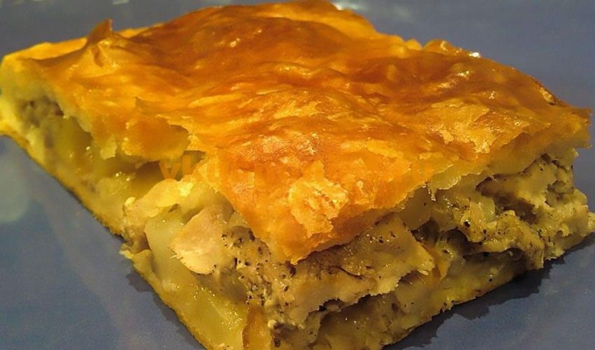 Татарский пирог