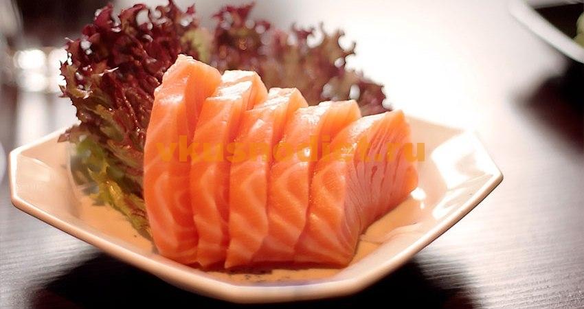 Как засолить красную рыбу вкусно и просто